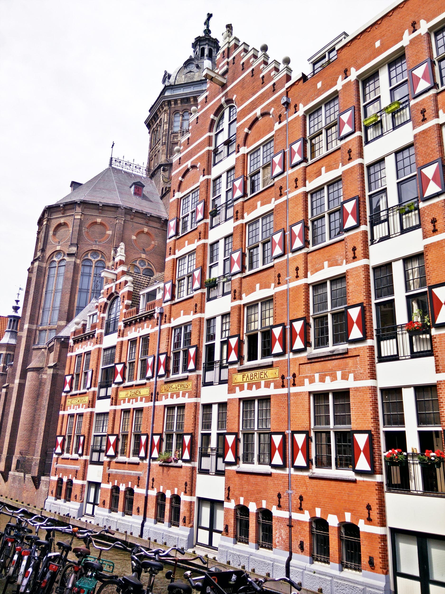Sint Nicolaaskerk in Amsterdam
