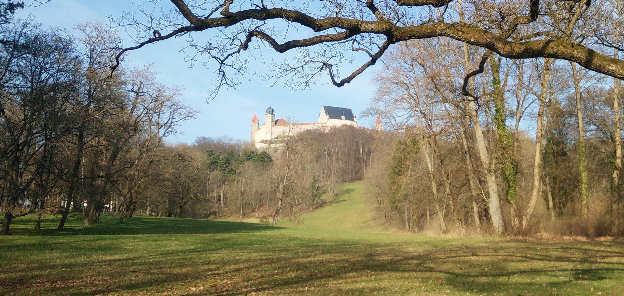 Veste Coburg, Fortress